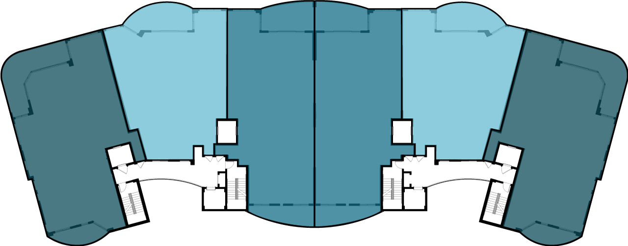 St Kitts Typical Floor Layout