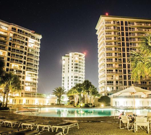 Silver Shells Resort amenities