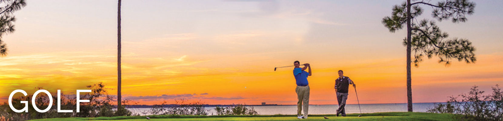 Destin golf courses near St. Kitts condo.